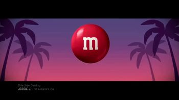 M&M's TV Spot, 'Jessie J for Bite-Size Beats' - Thumbnail 1