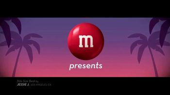 M&M's TV Spot, 'Jessie J for Bite-Size Beats' - Thumbnail 2