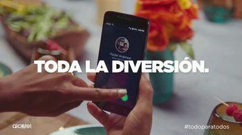 Alcatel PULSEMIX TV Spot, 'Toda la diversión' [Spanish]