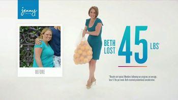 Jenny Craig TV Spot, 'Beth: Lose 20 for 20'