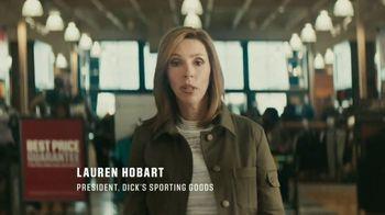 Dick's Sporting Goods TV Spot, 'Best Price Guarantee'