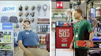 Dick's Sporting Goods TV Spot, 'Gearing Up'