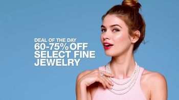 Macy's One Day Sale TV Spot, 'Jewelry, Bras and Shoes'