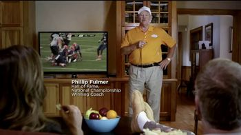 Synodrin Complete Joint Health TV Spot, 'Couch Potatoes' Ft. Phillip Fulmer