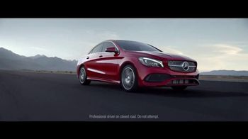 2018 Mercedes-Benz CLA TV Spot, 'Parting'