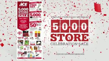 ACE Hardware 5,000 Store Celebration Sale TV Spot, \'Number of Ways\'