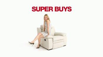 Macy's Big Home & Furniture Sale TV Spot, 'Super Buys'