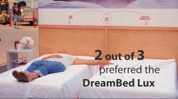 mattress firm dream bed lux tv spot u0027dare to