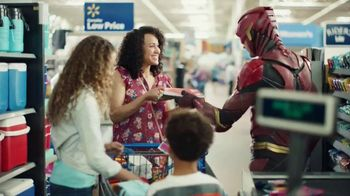 Walmart TV Spot, 'Shop Fast, Check Out Faster' Song by Bonnie Tyler
