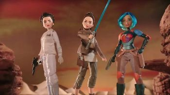 Star Wars: Forces of Destiny Adventure Figures: Save the Universe thumbnail