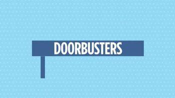 JCPenney Venta de Regreso a Clases TV Spot, 'Doorbusters' [Spanish]