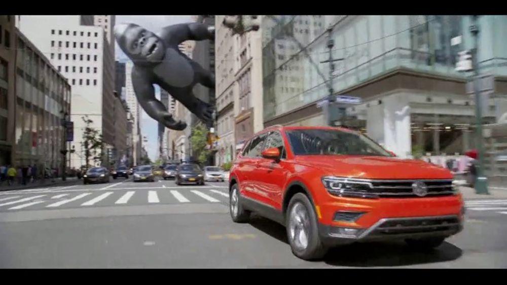 2018 Volkswagen Tiguan TV Commercial, 'The New King ...