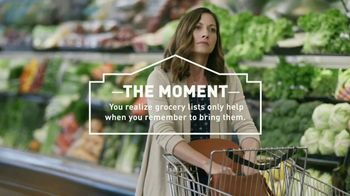 Lowe's TV Spot, 'The Moment: Family Shopping List'