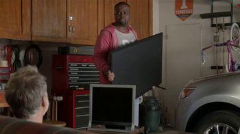 Dish Network Multi-View TV Spot, 'The Spokeslistener: Man Cave'