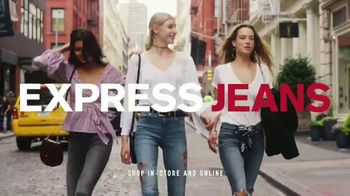 Express Jeans TV Spot, 'Fit for You' Song by Saint Motel