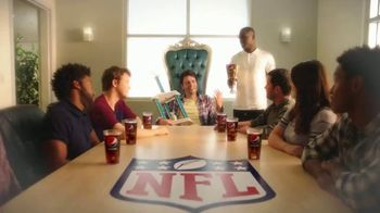 Buffalo Wild Wings Fantasy Draft Kit TV Spot, 'Daydream' Ft. Antonio Brown