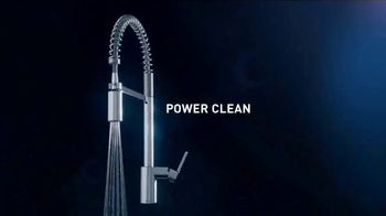 Moen Power Clean TV Spot, 'Inspired by Force. Innovated by Moen.'