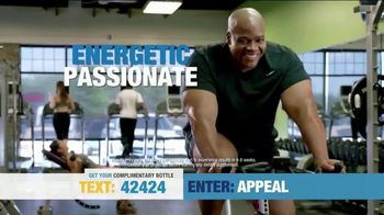 Nugenix TV Spot, 'Complimentary Bottle' Featuring Frank Thomas