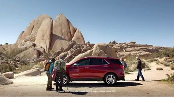 Chevy Summer Drive TV Spot, 'Everybody, Everywhere'