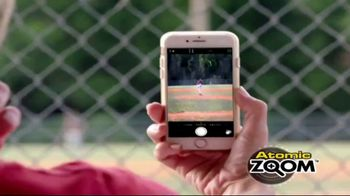 Atomic Zoom TV Spot, 'Portable Power'