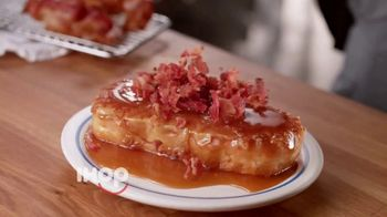 IHOP French-Toasted Donuts TV Spot, 'Stop Everything!' - Thumbnail 5