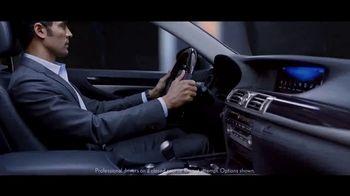 Lexus Golden Opportunity Sales Event TV Spot, 'Unparalleled Luxury: ES 350'