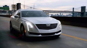 Cadillac Made to Move 2017 Clearance Event TV Spot, 'Have It All: 2017 CT6'