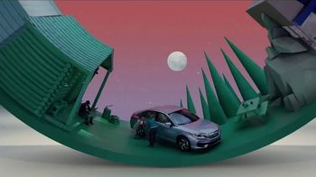 Honda Summerbration Sales Event TV Spot, 'Firefly: Accord LX CVT'
