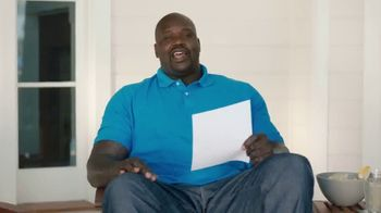 Ring TV Spot, 'Advanced Motion Detection' Featuring Shaquille O'Neal