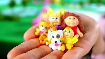 LOT Of 10 To Collect And Love. Cabbage Patch Kids Little Spouts Blind Figures