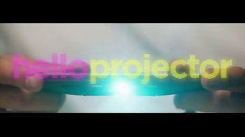 Motorola Moto Z2 Force Edition TV Spot, 'Hello Projector'
