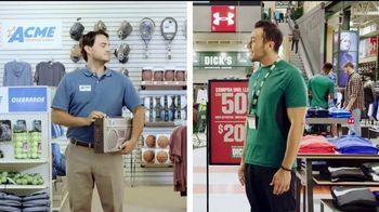 Dick's Sporting Goods TV Spot, 'Ropa Deportiva' [Spanish]
