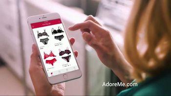 AdoreMe.com TV Spot, 'A Complete Wardrobe of Designer Lingerie'