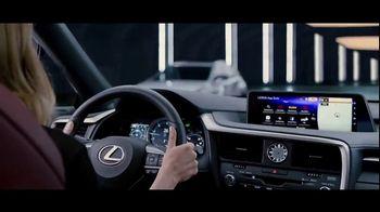Lexus Golden Opportunity Sales Event TV Spot, 'Technology: 2017 RX 350'