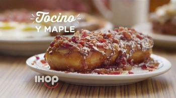 IHOP French Toasted Donuts TV Spot, 'Deténgase un momento' [Spanish]