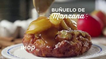 IHOP French Toasted Donuts TV Spot, 'Deténgase un momento' [Spanish] - Thumbnail 6