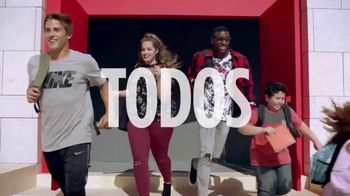 JCPenney TV Spot, 'Moda para todos: retro sport' [Spanish]