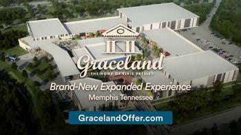 Graceland TV Spot, 'The King'