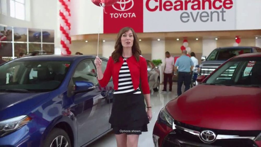 toyota national clearance event tv commercial 39 great. Black Bedroom Furniture Sets. Home Design Ideas