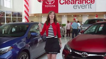 Toyota National Clearance Event TV Spot, 'Great Deals: 2017 Camry'