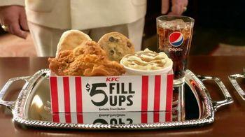 KFC $5 Fill Ups TV Spot, 'Deep Breath' Featuring Jim Gaffigan