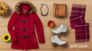 QVC TV Spot, \'The Latest Fall Fashion\'