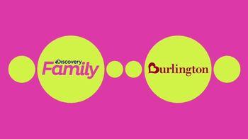 Burlington TV Spot, 'Discovery Family: 2017 Back to School'