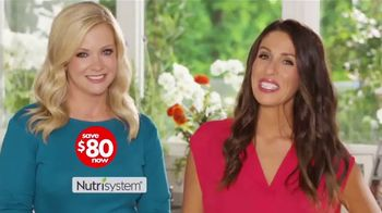 Nutrisystem Lean13 TV Spot, '80off' ft. Soleil Moon Frye, Melissa Joan Hart