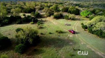 Subaru TV Spot, 'The CW: Planting a Tree' Featuring Mehcad Brooks