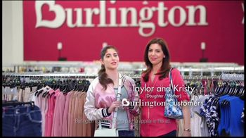 Burlington TV Spot, 'Kristy and Taylor's Secret to Looking Like a Million'