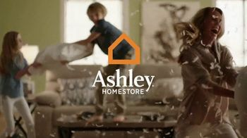 ... Ashley Furniture Homestore TV Spot, U0027Turn Up The Wowu0027   Thumbnail ...