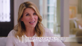 Meaningful Beauty TV Spot, 'Recapturing Your Youth' Featuring Lori Loughlin