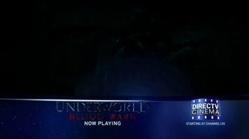 DIRECTV Cinema TV Spot, 'Underworld: Blood Wars'