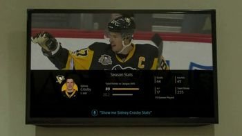 XFINITY X1 Voice Remote TV Spot, 'NBC: Watch the 2017 Stanley Cup Playoffs'